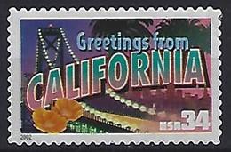 USA  2002  State Greetings (o) Mi.3524 - Gebraucht