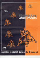 Revue Informations & Documents N° 278 Du Service Américain D'informations Et De Relations Culturelles - Paris 1969 - Aviation