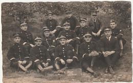 HOLLOGNE AUX PIERRES - Gendarmerie - Les AS De La Vieille Montagne -le 10 Août 1921 - Police - Gendarmerie
