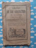 ALMANACH DU BON AGRICULTEUR DES DEUX SEVRES 1918 - Otros