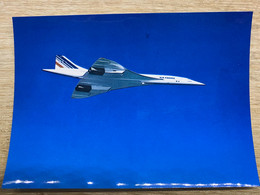 CPM Concorde - Vol Spécial - 1946-....: Era Moderna
