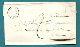 Deux Sèvres - Cerizay Pour La Chataigneraie (Vendée). Indice 7 - 1801-1848: Precursors XIX