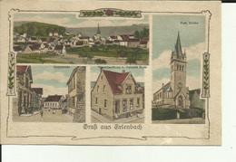 Suisse - Gruss Aus Erlenbach Près De Zurich - Multi-vues Couleurs - - ZH Zurich