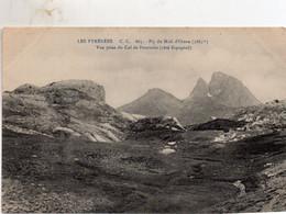 PIC DU MIDI D'OSSAU - Vue Prise Du Col De Pourtalet (côté Espagnol) - Unclassified
