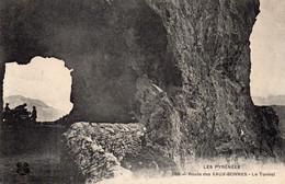 Route Des Eaux-Bonnes - Le Tunnel - Unclassified