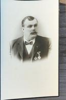 DOODPRENT- JOANNES A. SMETS (° ANTWERPEN  1867 +/- SCHILDE 1925 ) (dp 122 ) - Overlijden