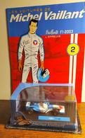 Voiture Michel Vaillant : Vaillante F1-2003 - Altaya N°2 - Non Classificati