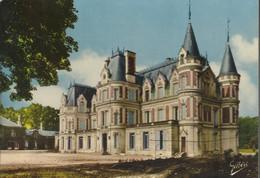 Jarnac Et Ses Environs. Château De Cresse, Cne De Bourg -  2 Timbres, Mais La Carte N'irait Pas Loin!! - (P) - Jarnac