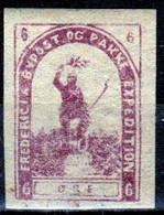 DPL 2 - DENMARK: FREDERICIA Lokalpost Local City Post (+) LH - Qualità A Vostro Giudizio. - Local Post Stamps