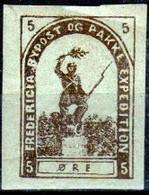DPL 3 - DENMARK: FREDERICIA Lokalpost Local City Post (+) LH - Qualità A Vostro Giudizio. - Local Post Stamps