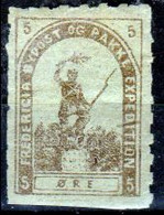 DPL 4 - DENMARK: FREDERICIA Lokalpost Local City Post (+) LH - Qualità A Vostro Giudizio. - Local Post Stamps