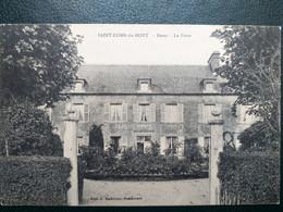 50 ,saint Come Du Mont , Haras- La Fosse ...1915 - Other Municipalities