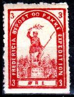 DPL 5 - DENMARK: FREDERICIA Lokalpost Local City Post (+) LH - Qualità A Vostro Giudizio. - Local Post Stamps