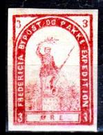 DPL 6 - DENMARK: FREDERICIA Lokalpost Local City Post (+) LH - Qualità A Vostro Giudizio. - Local Post Stamps