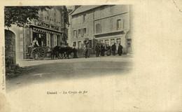 USSEL LA CROIX DE FER - Ussel