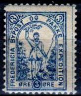 DPL 10 - DENMARK: FREDERICIA Lokalpost Local City Post (+) LH - Qualità A Vostro Giudizio. - Local Post Stamps