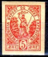 DPL 12 - DENMARK: FREDERICIA Lokalpost Local City Post (+) LH - Qualità A Vostro Giudizio. - Local Post Stamps