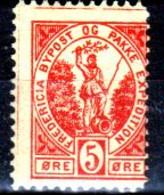 DPL 13 - DENMARK: FREDERICIA Lokalpost Local City Post (+) LH - Qualità A Vostro Giudizio. - Local Post Stamps