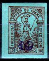 DPL 15 - DENMARK: FREDERICIA Lokalpost Local City Post (+) LH - Qualità A Vostro Giudizio. - Local Post Stamps