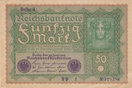 (34)    Peut-être Ancien Billet De Banque Allemand ?? - Non Classificati