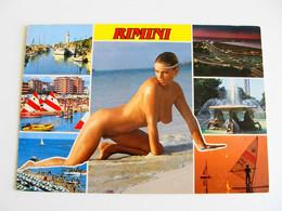RIMINI   FEMME  Woman - Girl - SENO  SEIN  NU  NUE   FEMME PIN UP - Pin-Ups
