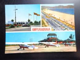 Vliegveld, Airport, Airplane, Vliegtuig / Ampuriabrava -> Written - Aerodromes