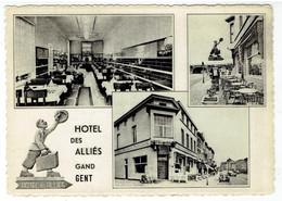 GENT - Hotel Des Alliés - GAND - Gent