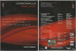 # Ruggero Leoncavallo - Pagliacci - Opera Lirica (DVD + CD Nuovo Sigillato) - Concerto E Musica