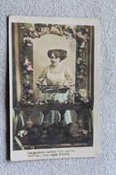C512, Cpa 1912, Ces Poissons Savent Mon Secret, Fantaisie - Women