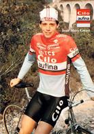 CYCLISME: CYCLISTE : JEAN MARY  GREZET - Cycling