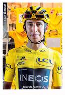 CYCLISME: CYCLISTE : EGAN BERNAL - Cycling