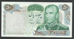 IRAN. 50 RIALS. ND(1971). SHAH PALAVI TYPE VIII. SIGN.11. Pick 97a. UNC / NEUF - Iran