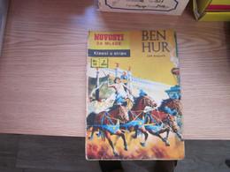 Ben Hur Lew Wallace Comic - Slav Languages