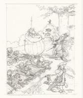 ASTERIX (GOSCINY-UDERZO) - Illustratoren G - I