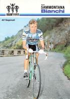 CYCLISME: CYCLISTE : ALF SEGERSALL - Cycling