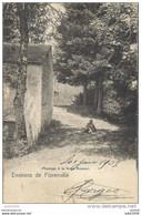 LACUISINE ..-- Nels 40 , N° 98 . Forge ROUSSEL . 1903 Vers NEUFCHATEAU ( Melle JEUNEHOMME ) . Voir Verso . - Florenville