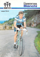 CYCLISME: CYCLISTE : JESPER WORRE - Cycling