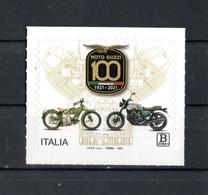 ITALIA    Cent. Della  MOTO  GUZZI - 1 Val.  MNH**  Del  11.09.2021 - 2011-...: Neufs