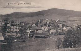 Gruss Aus Haida-Arnsdorf. (Nový Bor, Bis 1948 Bor U České Lípy). - Czech Republic