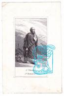 DP Marie Thérèse Battaille ° Ronse Renaix 1786 † Gent 1852 / St. Thomas Tomaso - Devotion Images
