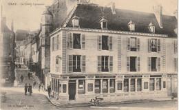 GRAY (Haute-Saône) - Le Crédit Lyonnais. 1906 - Edition Bergeret. Bon état. - Gray