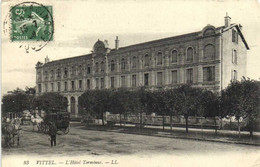 DESTOCKAGE  BON LOT 36 CPA HOTELS  France Toutes Scanées - 5 - 99 Postcards