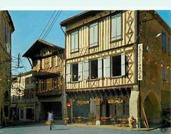 32 - Eauze - Place D Armagnac - Maison Jeanne D Albret - Vieilles Pierres - CPM - Voir Scans Recto-Verso - Sonstige Gemeinden
