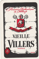Speelkaart  - Vieille  Villers  _ Trappiste - Sin Clasificación