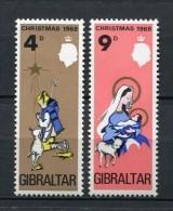 Gibraltar 1968. Yvert 215-16 ** MNH. - Gibraltar