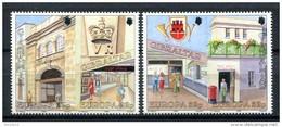 Gibraltar 1990. Yvert 599-602 ** MNH. - Gibraltar