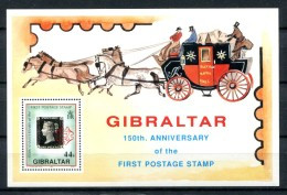 Gibraltar 1990. Yvert Block 14 ** MNH. - Gibraltar
