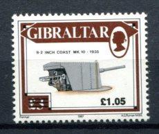Gibraltar 1991. Yvert 628 ** MNH. - Gibraltar