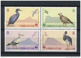 Gibraltar 1991. Yvert 629-32 ** MNH. - Gibraltar