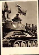 CPA Praha Prag, Kveten 1945, Panzerfahrer, Prager Aufstand - Unclassified